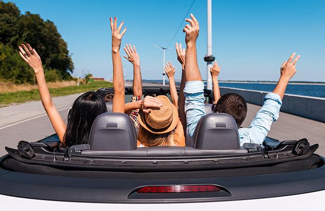 Haal je rijbewijs, voel je vrij en ga op pad